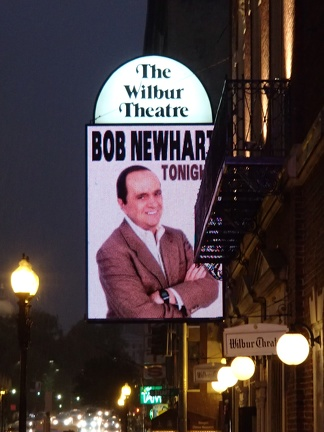 BobNewhartMarquee